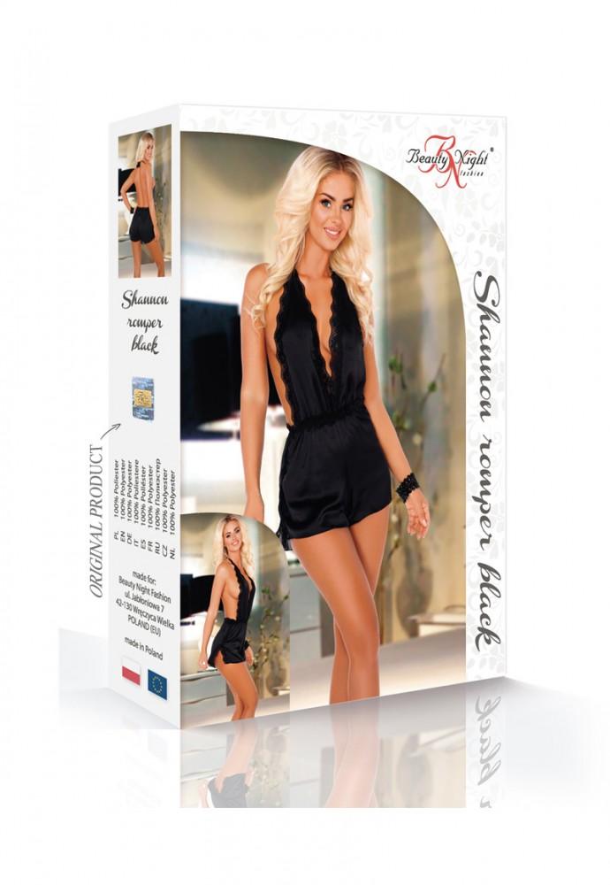 Pijamale de lux Shannon Romper Beauty Night