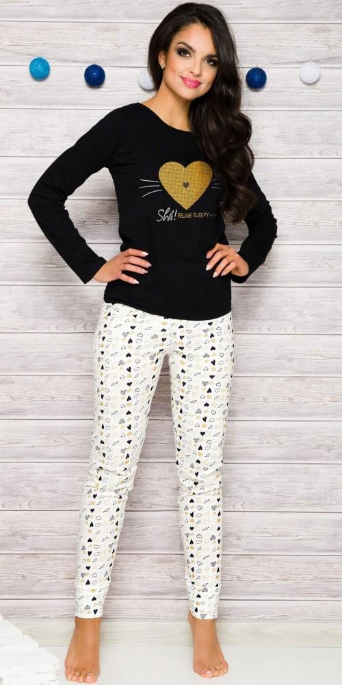 Pijamale dama bumbac Gala