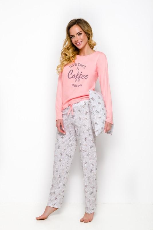 Pijamale bumbac dama 2 piese Maja