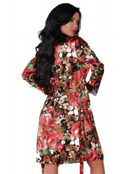 Halat dama model floral Hanna
