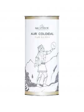 Aur Coloidal pur 30 ppm., 500 ml SALUTIFER®