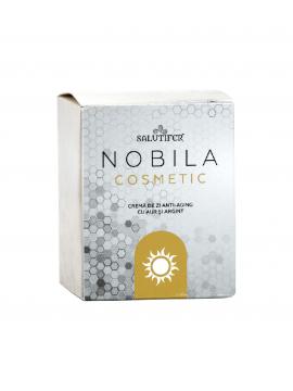 NOBILA Cosmetic Cremă de zi anti-aging cu Aur şi Argint