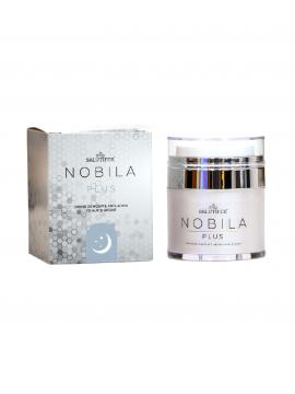 NOBILA Plus – Cremă de noapte anti-aging cu Aur şi Argint