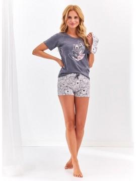 Pijamale scurte din bumbac Aurelia