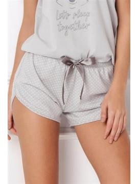 Pijamale scurte din bumbac Koally