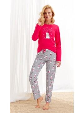 Pijamale dama din bumbac Taro 2226 2