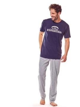 Pijamale bumbac barbati Fiord