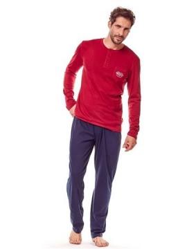 Pijamale lungi Barbati Guru