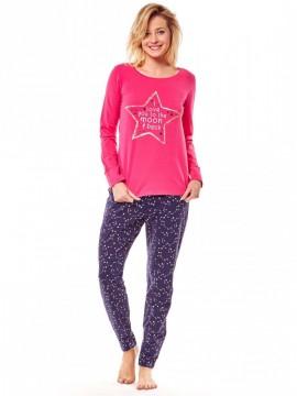 Pijamale lungi bumbac dama Mooney