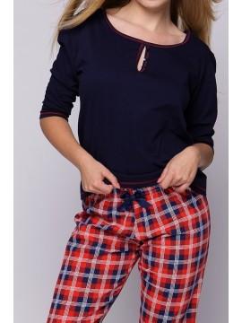 Pijamale bumbac dama Roxana