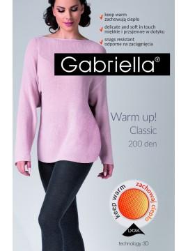 Dres dama Gabriella Warm Up 3D 200 Den
