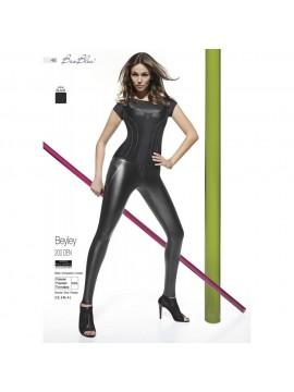 Pantaloni dama mulati imitatie piele Beyley