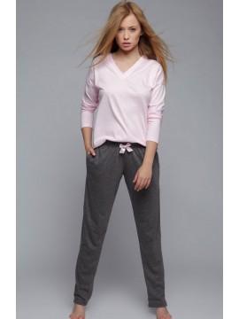 Pijamale dama bumbac Emma