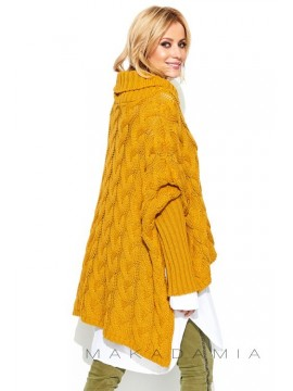 Pulover tip poncho S71